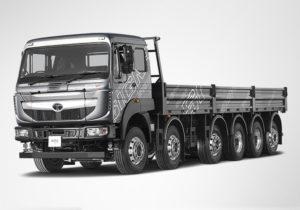 Tata Signa 4323.T 16 wheeler truck
