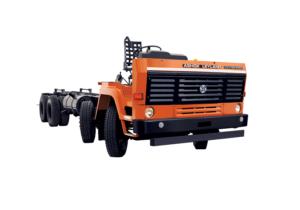 Ashok Leyland 3118 chassis 12 wheeler truck