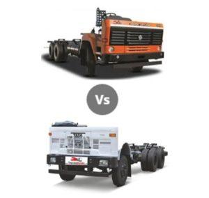 Tata Trucks vs Ashok Leyland Trucks