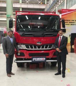 Mahindra Furio Truck