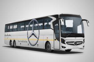 Mercedes Benz 2441 Super High Deck Automatic Coach