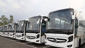 Mercedes Benz 2441 Super High Deck Coach