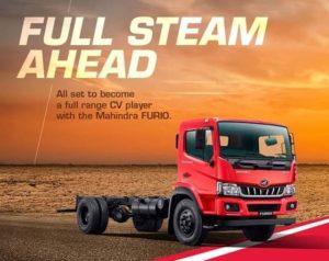 Mahindra Furio Trucks