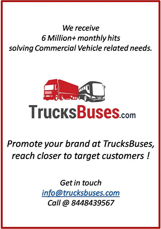 Trucks and Buses Commercial Vehicles in India