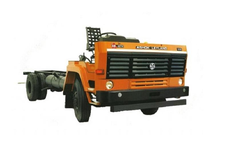 Tata Ultra 1014 Truck Price In India Specifications Mileage