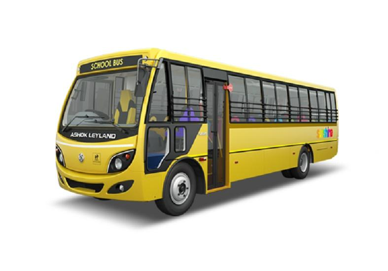Ashok Leyland Sunshine : 40 / 50 Seater Bus Price
