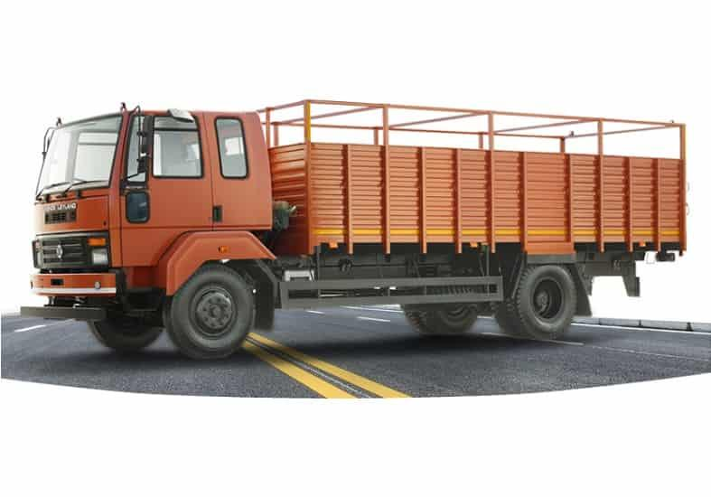 Ashok Leyland Ecomet 1214 Truck Price in India, Specifications
