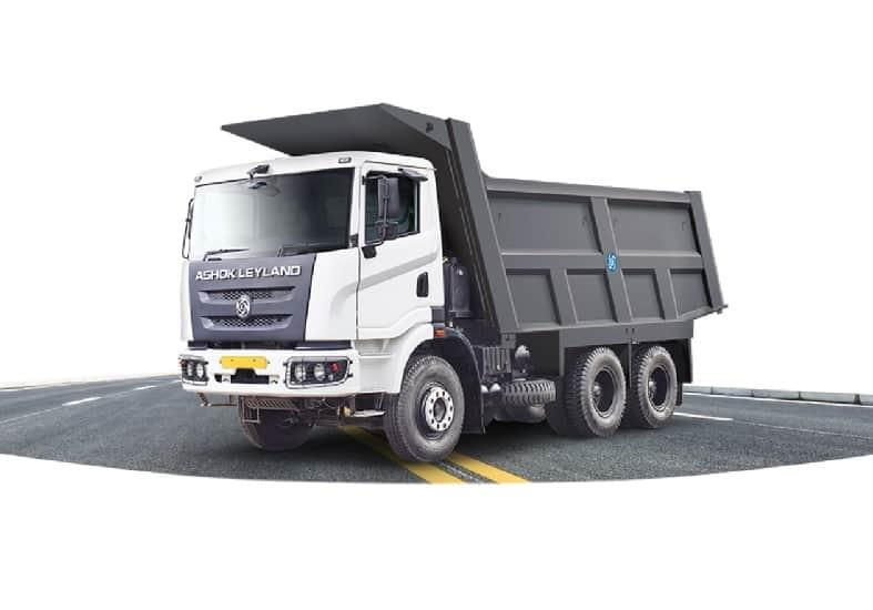 Ashok Leyland Captain 2523 HR Tipper