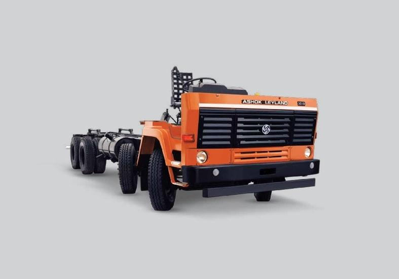 Ashok Leyland 3118 Lift Axle Truck Price in India