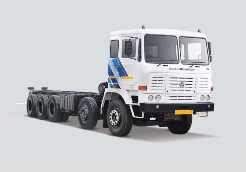 Ashok Leyland 4123 Truck Price in India, Specifications