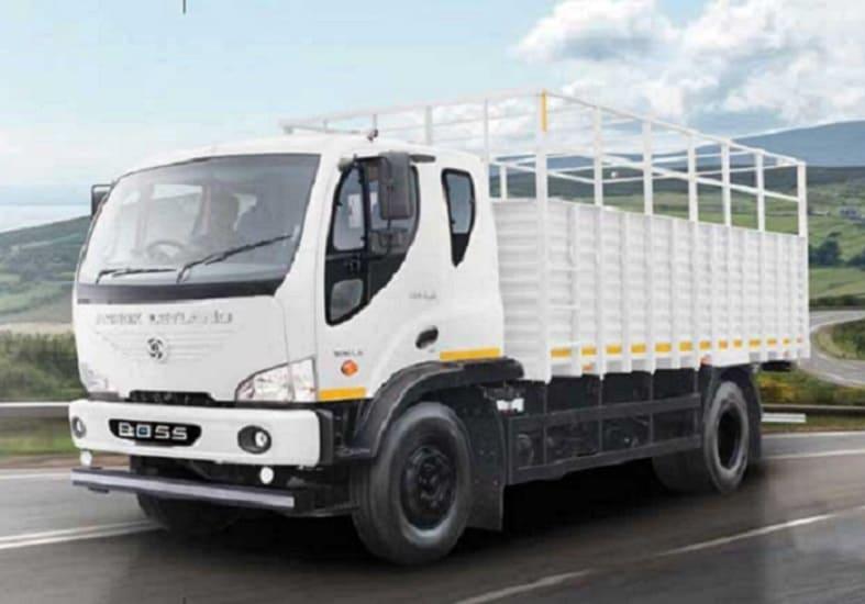 Ashok Leyland Ecomet 1214 Truck Price In India