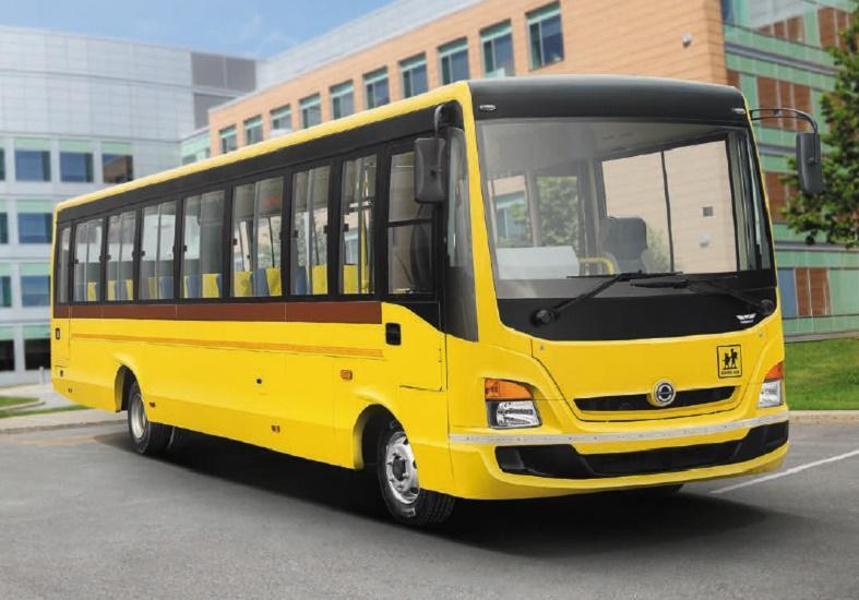 Ashok Leyland Sunshine : 40 / 50 Seater Bus Price, Specifications