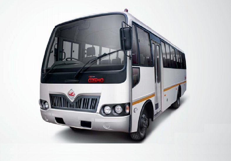 Compare Buses Mahindra T40 Tourister Cosmo 40 Seater