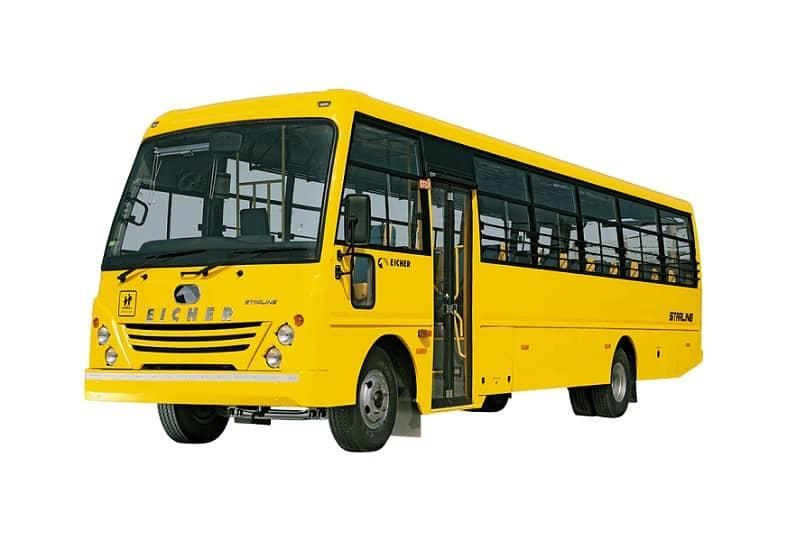 Eicher 10.75E : Starline 26 / 31 Seater School