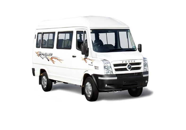 Force Traveller 3350 9 12 13 14 Seater Price In India