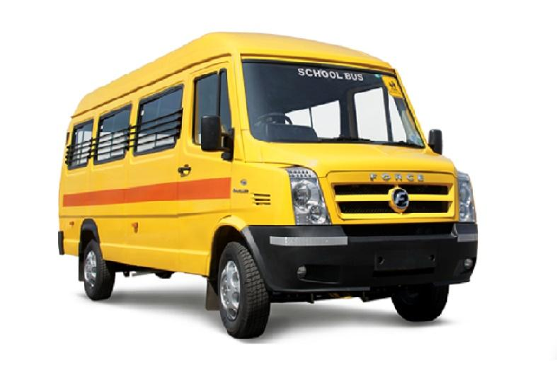 Force Tempo Traveller 3700: School 17 Seater