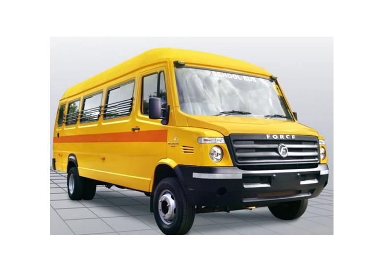 62b549af42 Force Traveller 3700  School 17 Seater Price in India ...