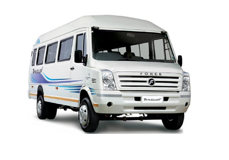 Force Traveller 26 Seater