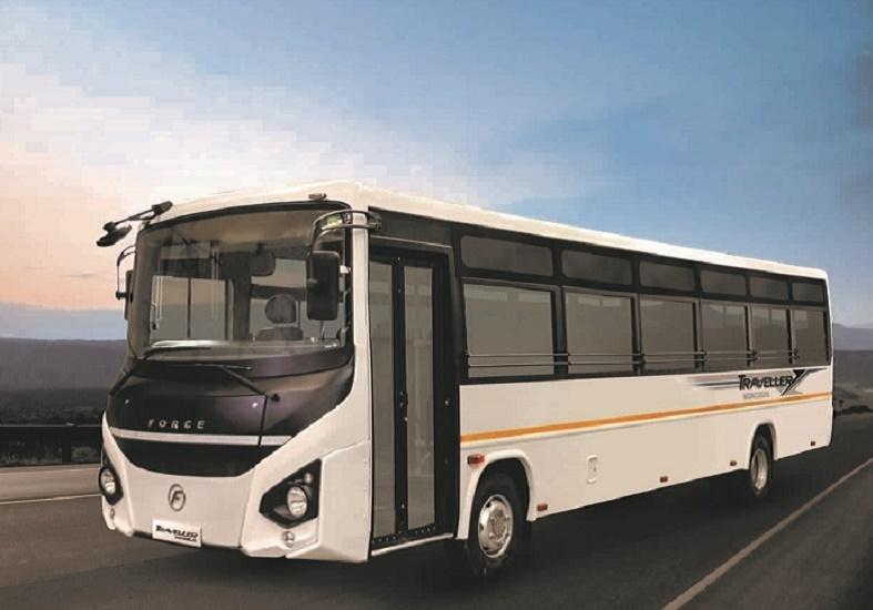 Force Traveller Monobus 41 Seater