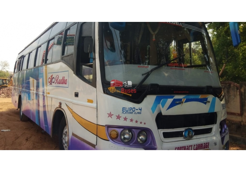 Buy used trucks for sale and used buses in Tamil Nadu  Used buses