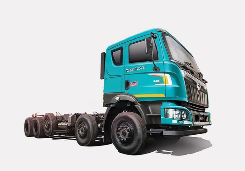 Mahindra Blazo X 37 Truck Price in India, Specifications