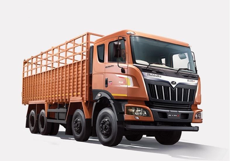 Mahindra Blazo X 31 - 12 Wheeler Truck