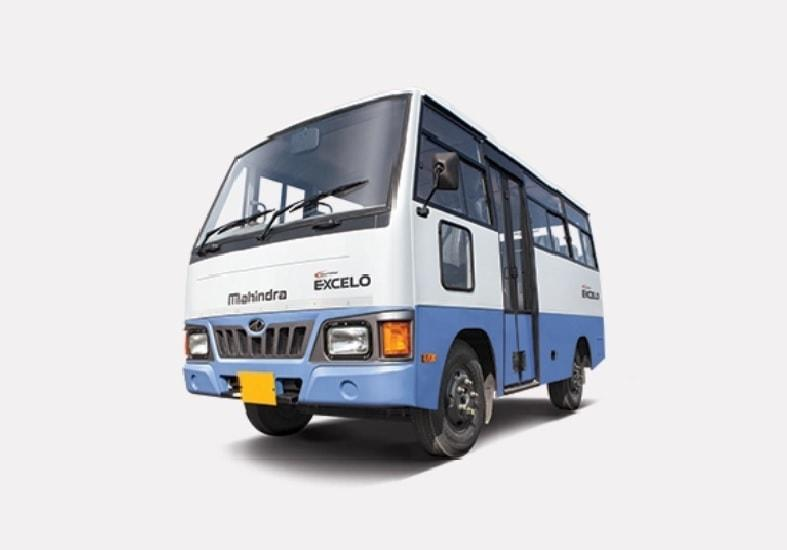 Mahindra T25 : Excelo 25 Seater (6 Tyre) Bus Price