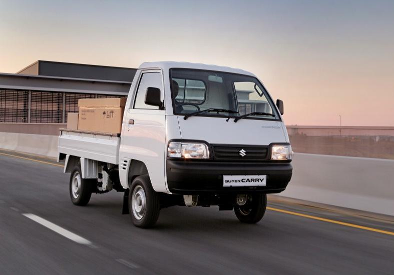 Suzuki Carry Mini Truck Reviews