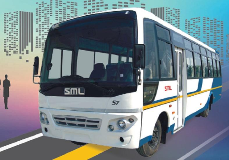 SML S7 : 38 Seater