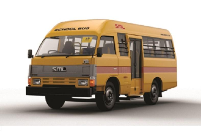 SML EcoMax LR Low Roof 2815 : 19+D