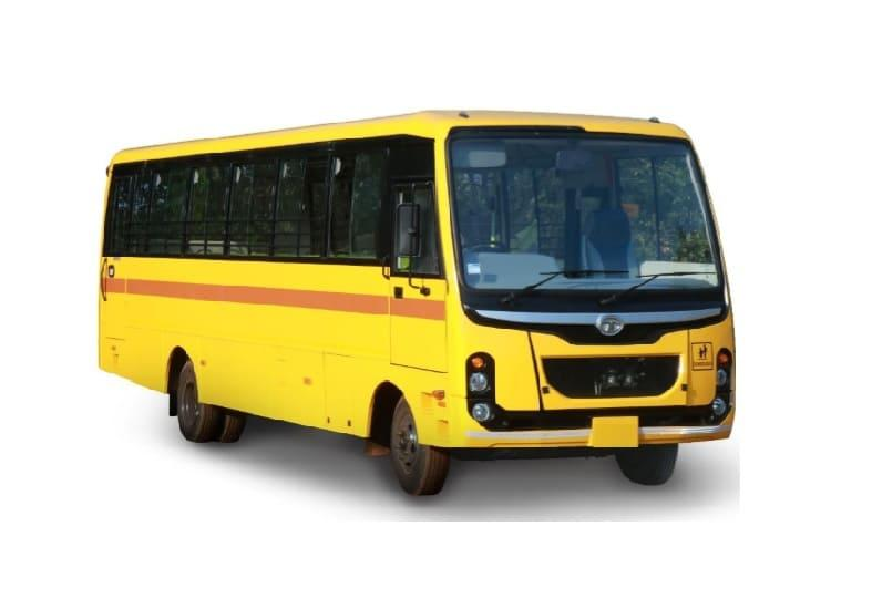 Tata School Bus, Staff bus, Tata Bus Price, Specification