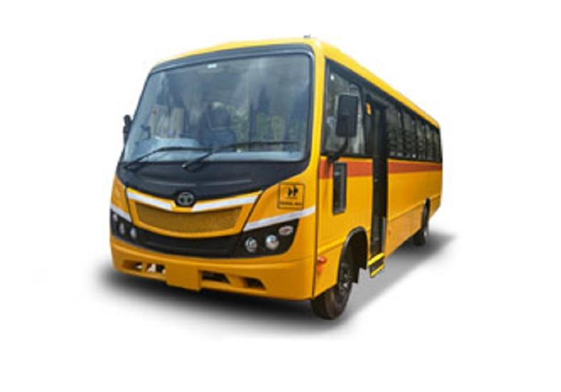 Tata LP 407 : Cityride Skool 26 / 30 Seater