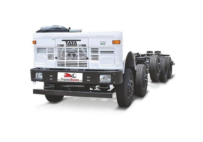 Tata LPT 4223 CRe 10x2 Truck Price in India, Specifications