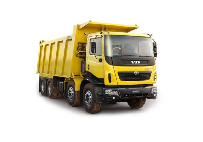 Tata Prima LX 3125 K Truck Price in India, Specifications