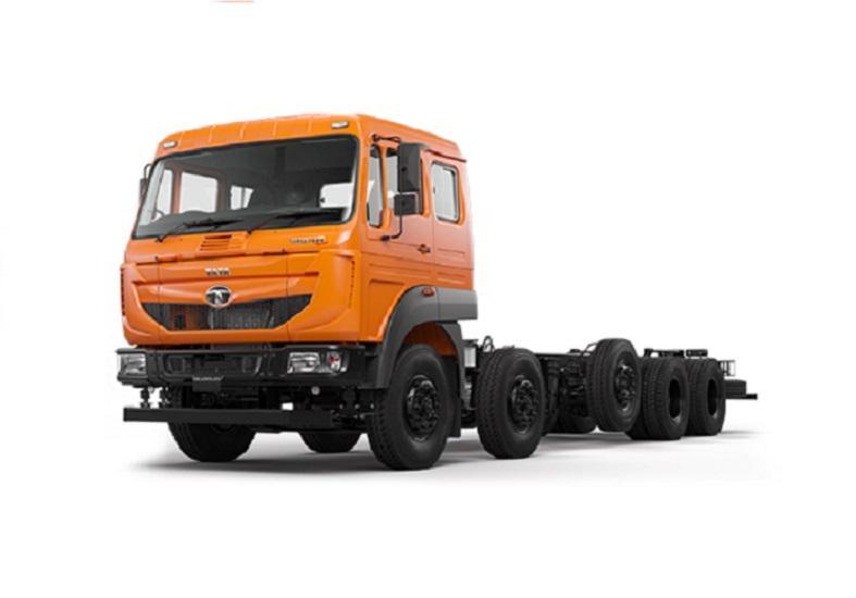 Tata Signa 3718 T Truck Price in India, Specifications, Mileage