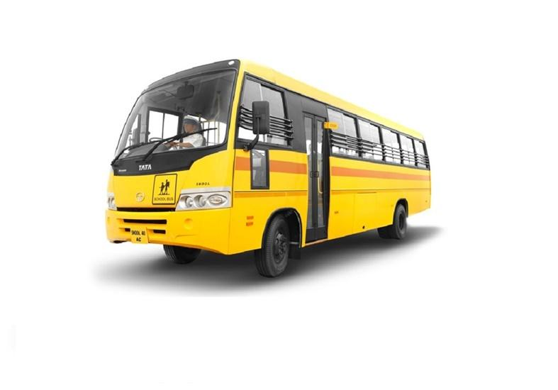 Tata Lp 407 Starbus Skool 26 30 Seater Bus Trucksbuses