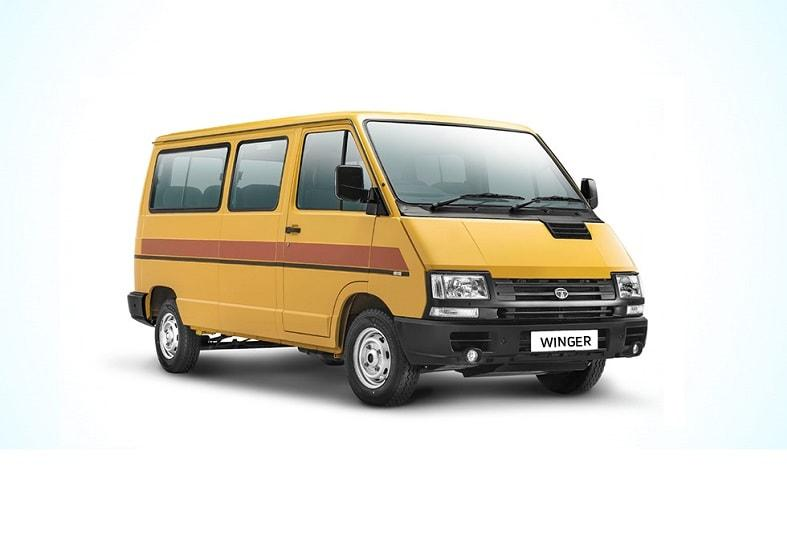 1bbd264008f Tata Winger DICOR : School 13 Seater Price in India, Specifications ...