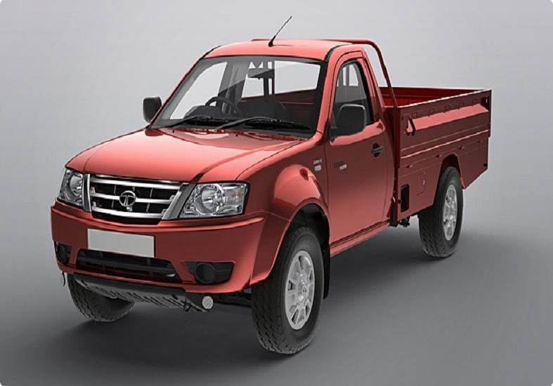 Tata Xenon Single Cabin