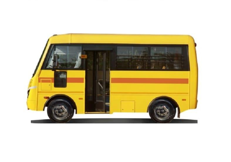 Tata School Bus Staff Bus Tata Bus Price Specification Features