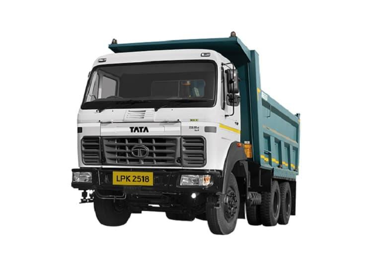 Tata LPK 2518 HD - 9S Tipper