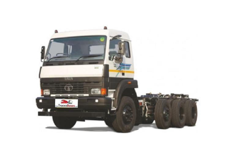 Tata LPT 3518 CRe - 12 Wheeler Truck