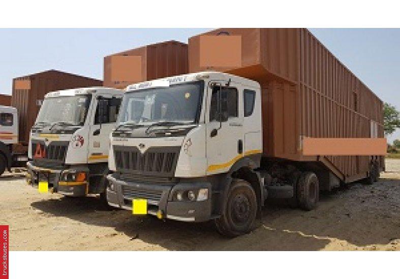 Mahindra Truck For