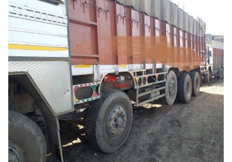 Used Truck for sale in Haryana, Buy Used Trucks - Tata 3718