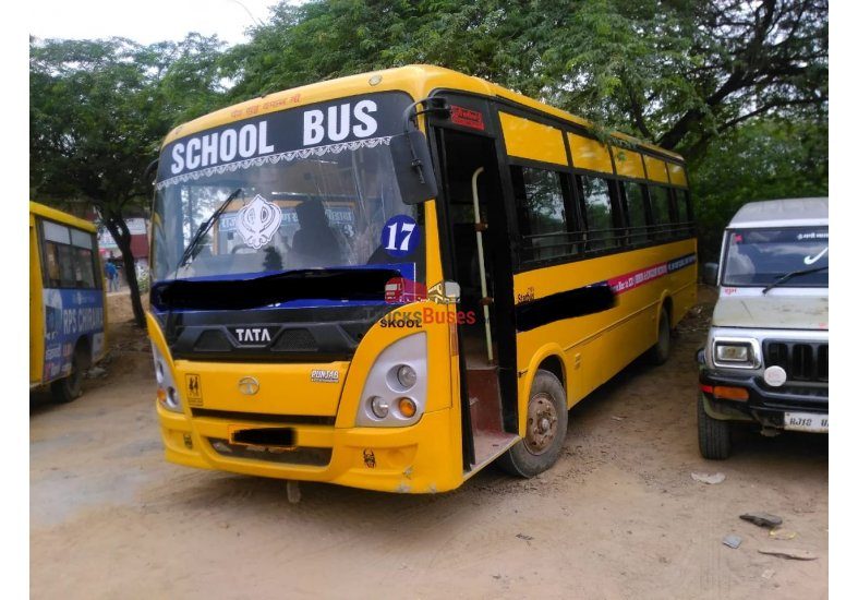 Used Bus For Sale In Rajasthan Buy Used Buses Tata Starbus