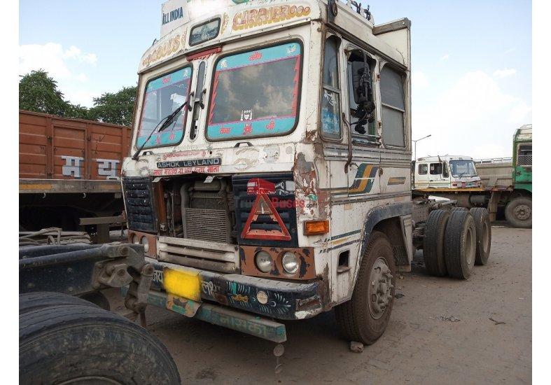 Used Truck for sale in Rajasthan, Buy Used Trucks - Ashok Leyland