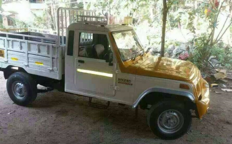Used Pickups for sale in Kerala, Buy Used Mini trucks