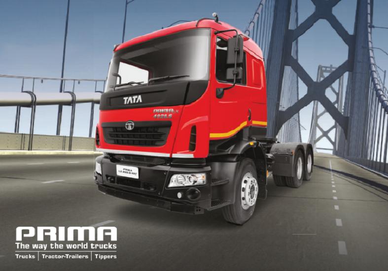Tata Prima LX 4928.S HRT