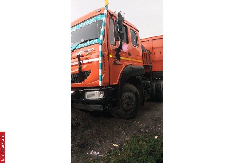 Used Truck for sale in Haryana, Buy Used Trucks - Tata 4923