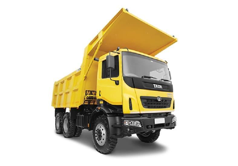 Tata Prima LX 2530 K Truck Price in India, Specifications